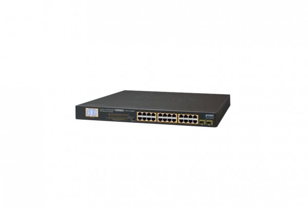 GSW-2620VHP PoE Switch
