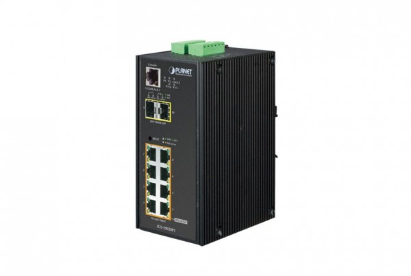 IGS-10020PT Industrial PoE Switch