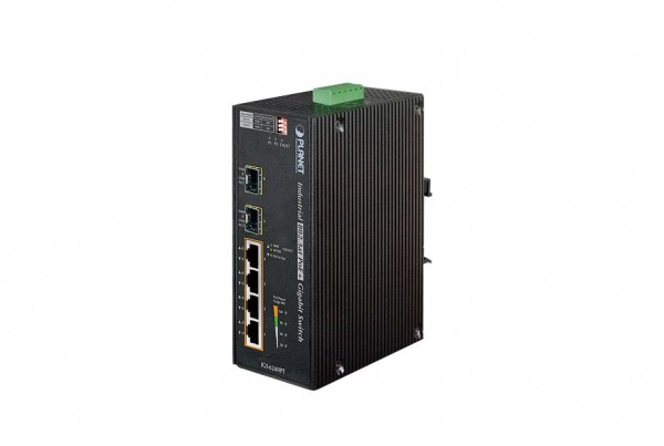 IGS-624HPT Industrial PoE Switch