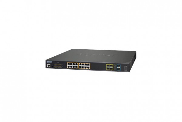 GS-5220-16UP4S2XR Ultra PoE Switch