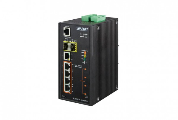 IGS-5225-4UP1T2S Industrial Ultra PoE Switch