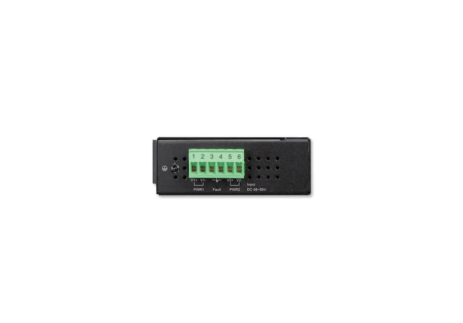 IPOE-171-60W Industrial PoE Injector Top