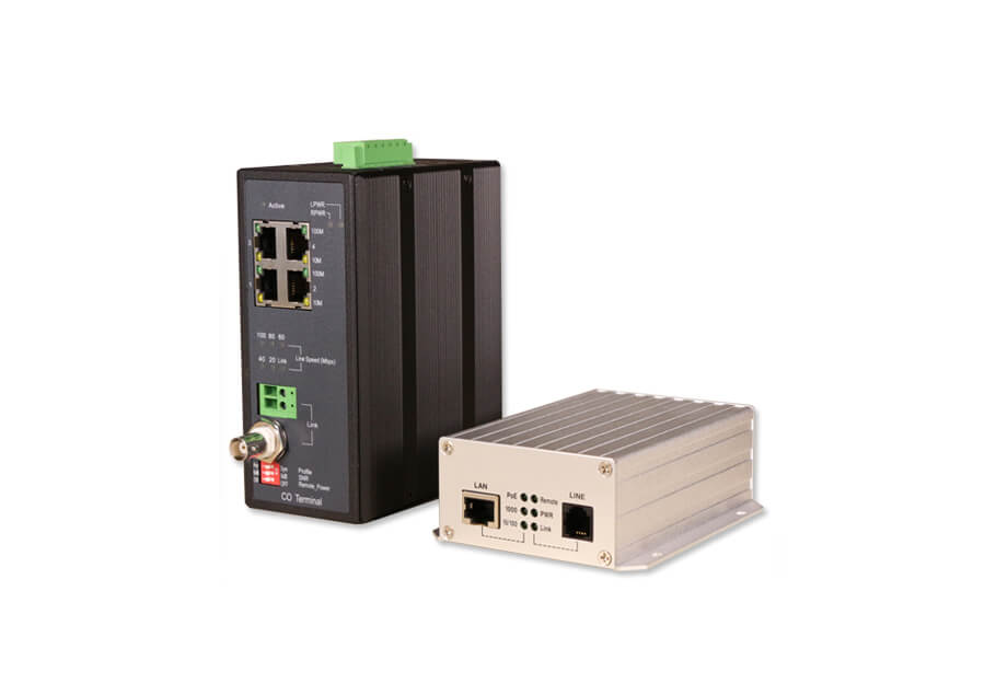 VX-700LRP-KIT Industrial PoE Extender Kit