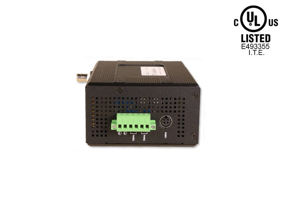 VX-701LRP-KIT Industrial PoE Extender Top